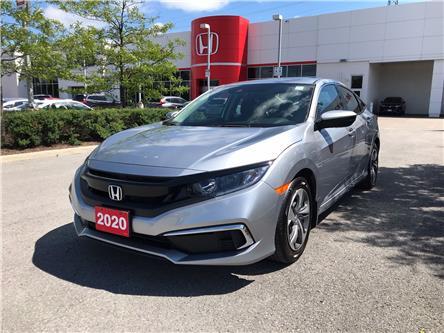 2020 Honda Civic LX (Stk: 29178L) in Ottawa - Image 1 of 17