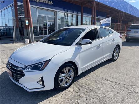 2019 Hyundai Elantra Preferred (Stk: 31226A) in Scarborough - Image 1 of 18