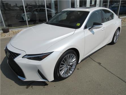 2021 Lexus IS 300 Base (Stk: 218038) in Regina - Image 1 of 27