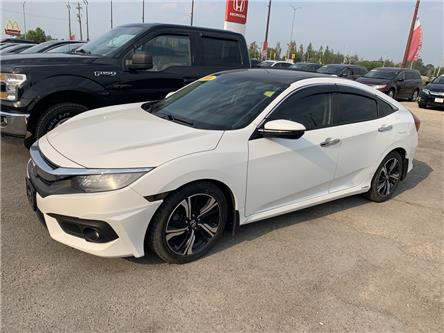 2016 Honda Civic Touring (Stk: H1820A) in Steinbach - Image 1 of 3