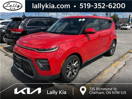 2022 Kia Soul EX Premium (Stk: KSOU2574) in Chatham - Image 1 of 5