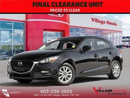 2018 Mazda Mazda3 Sport  (Stk: W7661) in Calgary - Image 1 of 27