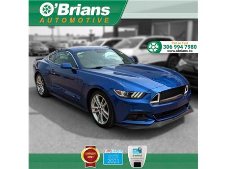 2017 Ford Mustang EcoBoost Premium (Stk: 14699A) in Saskatoon - Image 1 of 23