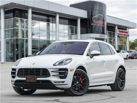 2018 Porsche Macan Turbo (Stk: 21HMS562) in Mississauga - Image 1 of 27
