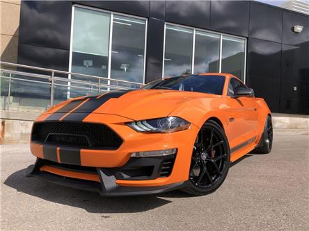 2021 Ford Mustang GT Premium (Stk: MS21362) in Barrie - Image 1 of 25