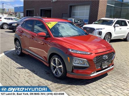 2020 Hyundai Kona 1.6T Trend (Stk: H6855A) in Toronto - Image 1 of 30