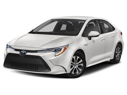 2022 Toyota Corolla Hybrid Base w/Li Battery (Stk: 60883) in Ottawa - Image 1 of 9