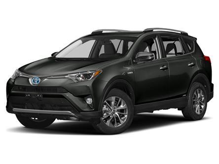 2017 Toyota RAV4 Hybrid  (Stk: M4108) in Ottawa - Image 1 of 9