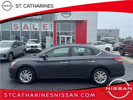 2015 Nissan Sentra 1.8 SV (Stk: P2994A) in St. Catharines - Image 1 of 22