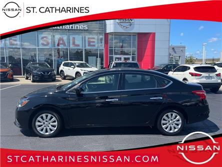 2017 Nissan Sentra 1.8 SV (Stk: P2972A) in St. Catharines - Image 1 of 22