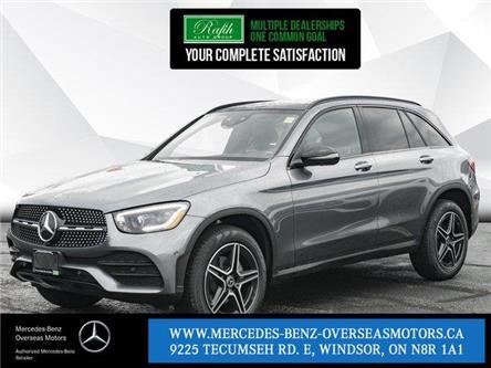 2021 Mercedes-Benz GLC 300 Base (Stk: M8087) in Windsor - Image 1 of 21