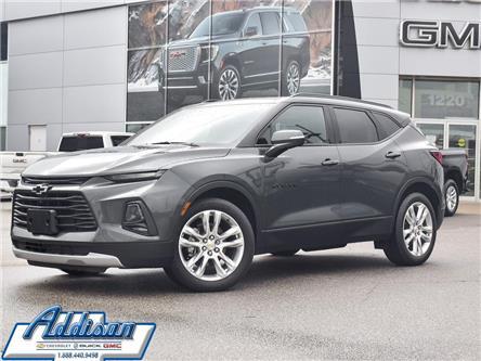 2019 Chevrolet Blazer 3.6 True North (Stk: U627381) in Mississauga - Image 1 of 29