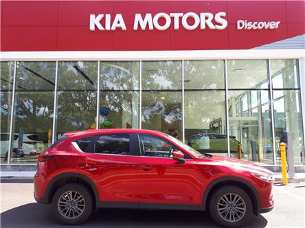 2018 Mazda CX-5 GS (Stk: X5107A) in Charlottetown - Image 1 of 19