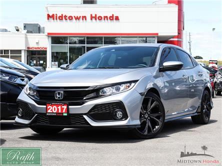 2017 Honda Civic Sport (Stk: 2220096A) in North York - Image 1 of 28