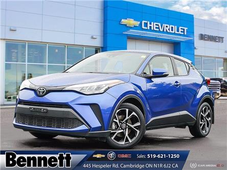 2020 Toyota C-HR LE (Stk: 210289D) in Cambridge - Image 1 of 28