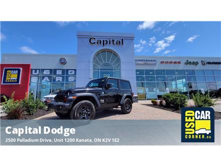 2019 Jeep Wrangler Sport (Stk: P3173A) in Kanata - Image 1 of 19