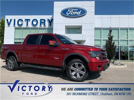 2013 Ford F-150 FX4 (Stk: V20445A) in Chatham - Image 1 of 24