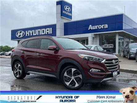 2017 Hyundai Tucson SE (Stk: 20049) in Aurora - Image 1 of 21