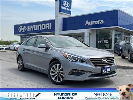 2016 Hyundai Sonata  (Stk: L5213) in Aurora - Image 1 of 21