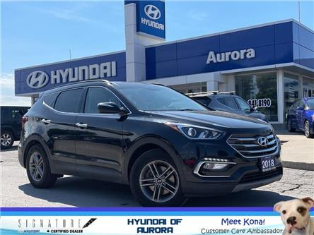 2018 Hyundai Santa Fe Sport  (Stk: 224413) in Aurora - Image 1 of 22