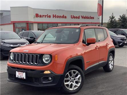 2015 Jeep Renegade North (Stk: 11-21779A) in Barrie - Image 1 of 20