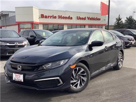 2020 Honda Civic EX (Stk: 11-U20130) in Barrie - Image 1 of 21