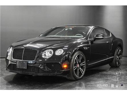 2016 Bentley Continental GT V8 S - Just Arrived! (Stk: SCBFH7) in Montreal - Image 1 of 30