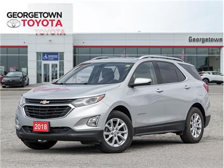 2018 Chevrolet Equinox 1LT (Stk: 18-28375GT) in Georgetown - Image 1 of 19