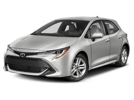 2021 Toyota Corolla Hatchback Base (Stk: 21CB897) in Georgetown - Image 1 of 9
