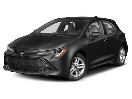 2021 Toyota Corolla Hatchback Base (Stk: 21CB898) in Georgetown - Image 1 of 9