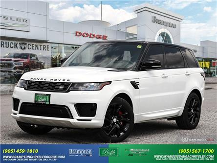 2019 Land Rover Range Rover Sport Supercharged Dynamic (Stk: 14187) in Brampton - Image 1 of 29