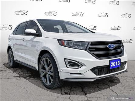 2018 Ford Edge Sport (Stk: 1418A) in St. Thomas - Image 1 of 30