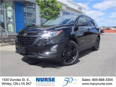 2021 Chevrolet Equinox LT (Stk: 21T081) in Whitby - Image 1 of 30