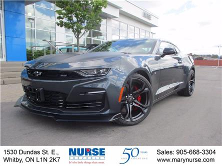 2021 Chevrolet Camaro 1SS (Stk: 21C005) in Whitby - Image 1 of 26