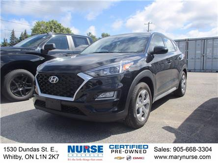 2019 Hyundai Tucson Essential w/Safety Package (Stk: 21P196A) in Whitby - Image 1 of 2