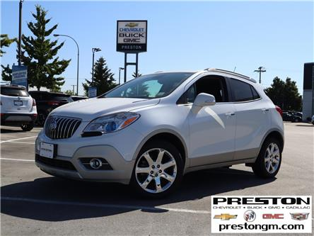 2016 Buick Encore Leather (Stk: 1207441) in Langley City - Image 1 of 30