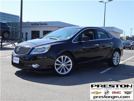 2017 Buick Verano Leather (Stk: 1206171) in Langley City - Image 1 of 30