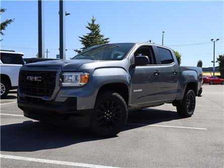 2021 GMC Canyon Elevation Standard (Stk: 1208530) in Langley City - Image 1 of 27