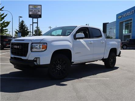 2021 GMC Canyon Elevation (Stk: 1208800) in Langley City - Image 1 of 27