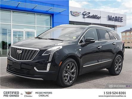2020 Cadillac XT5 Premium Luxury (Stk: A115530) in Goderich - Image 1 of 28