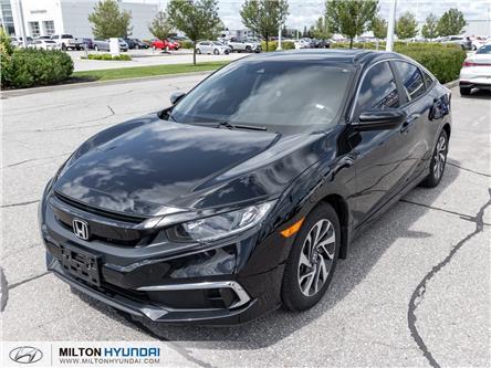 2019 Honda Civic EX (Stk: 031924) in Milton - Image 1 of 6
