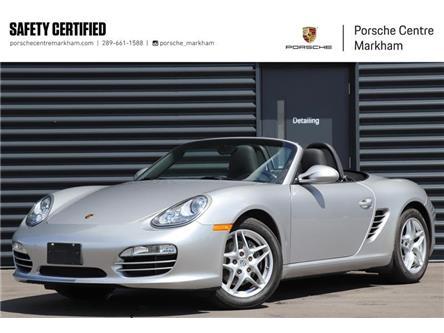 2011 Porsche Boxster Base (Stk: PU0136) in Markham - Image 1 of 23