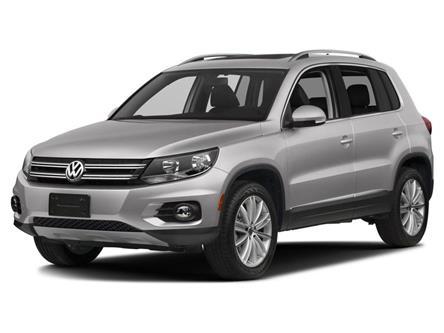 2017 Volkswagen Tiguan Trendline (Stk: P21-51) in Fredericton - Image 1 of 10
