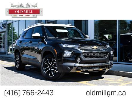 2022 Chevrolet TrailBlazer ACTIV (Stk: NB014209) in Toronto - Image 1 of 20