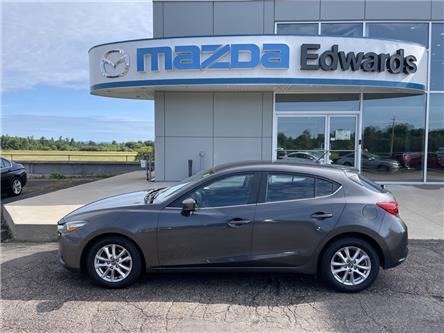 2018 Mazda Mazda3 Sport GS (Stk: 22504) in Pembroke - Image 1 of 22