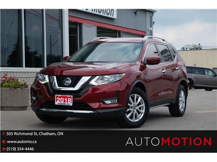2018 Nissan Rogue  (Stk: 211339) in Chatham - Image 1 of 24
