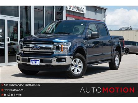 2018 Ford F-150  (Stk: 211401) in Chatham - Image 1 of 21