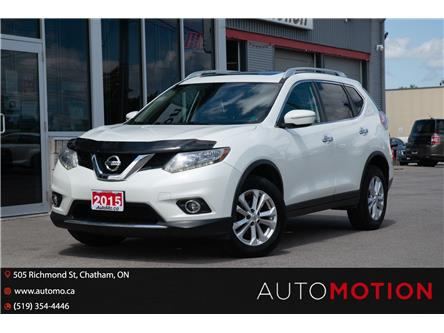 2015 Nissan Rogue  (Stk: 211411) in Chatham - Image 1 of 23