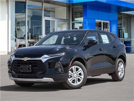 2021 Chevrolet Blazer LT (Stk: M410) in Chatham - Image 1 of 23