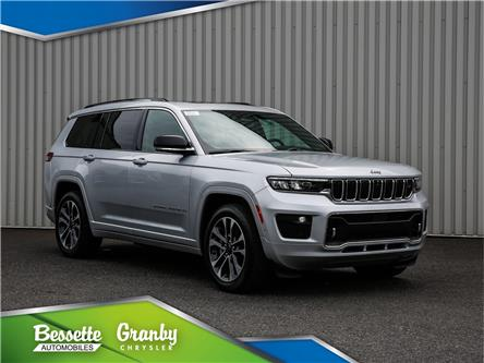2021 Jeep Grand Cherokee L Overland (Stk: B21-357) in Cowansville - Image 1 of 49